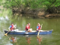Mineola Big Food Paddling Trail